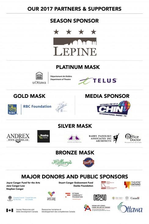 Sponsors Sign 2017